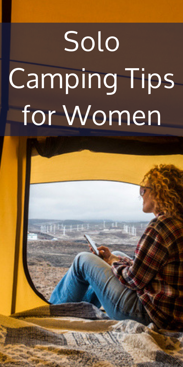Solo Camping Tips for Women