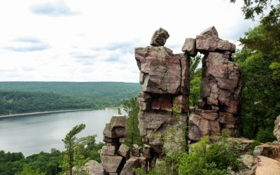 Best Campgrounds Near Baraboo, WI