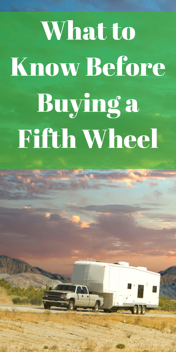 What to Know Before Buying a Fifth Wheel