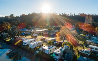 Campground Etiquette for New RV'ers
