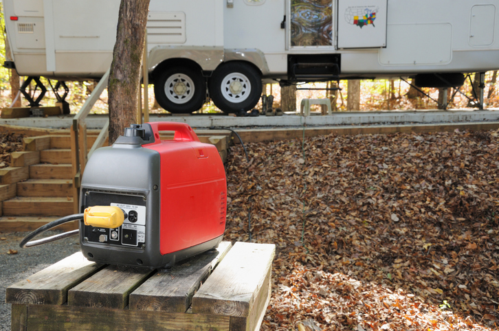 new campground generator