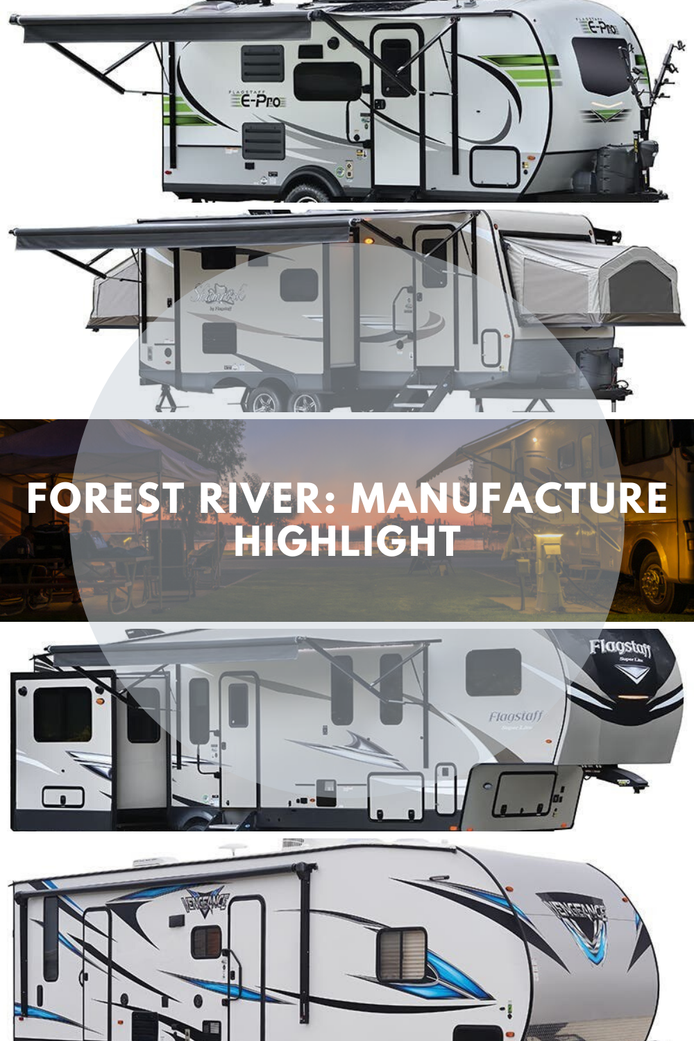 Forest River Pin