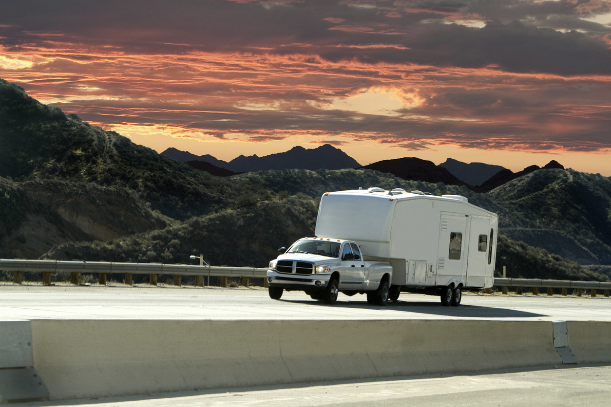 The Challenges of RV Towing