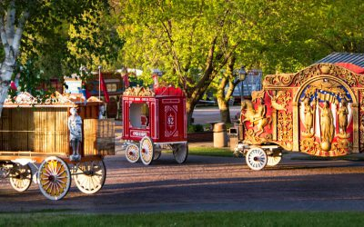 Campgrounds for Wisconsin History Buffs