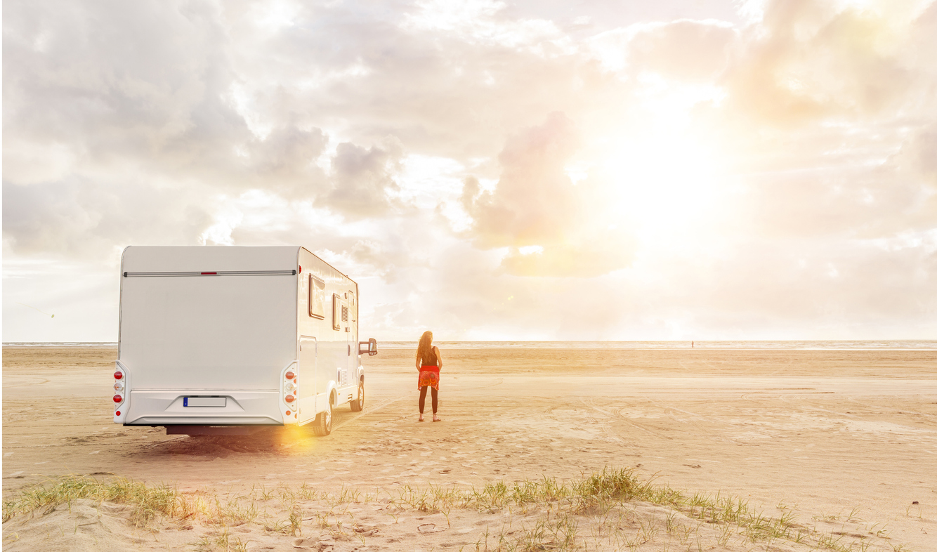 7 Tips for Safely Camping Solo
