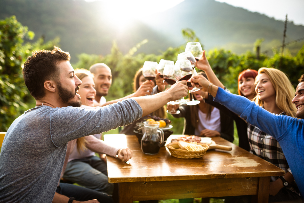 Camping at Wineries and Breweries in Wisconsin