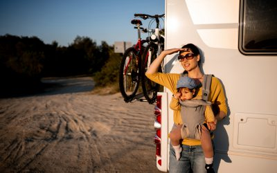RVing with a Baby Safely